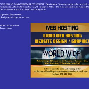 Web Hosting Designs