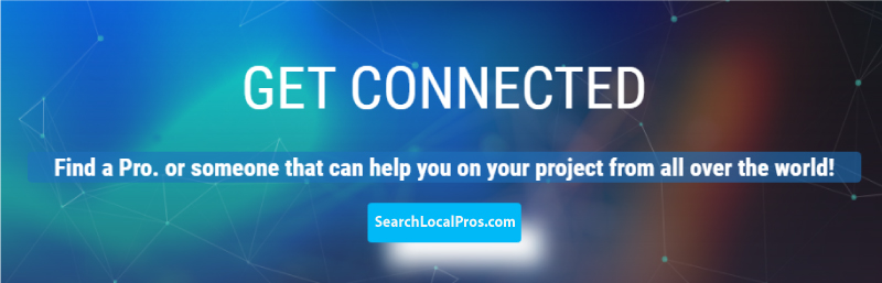 Find a Local Pro.